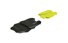 Edelrid Antishark accessoire montagne vert/noir